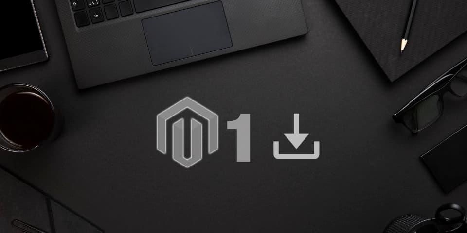 Download Magento 1.x (arquivo) e Devdocs